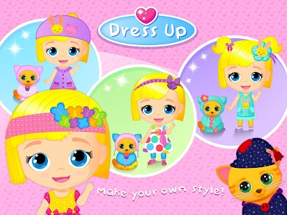 Lily & Kitty Baby Doll House- screenshot thumbnail