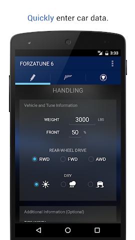 android ForzaTune 6 Screenshot 0