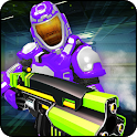 Real Robot Fire Battleground : Free Sci-fi Firing icon