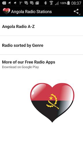 Angola Radio Stations