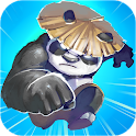Super Panda Ninja Battle Run icon