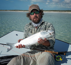 Photo: Your host- Brian Flechsig of Mad River Outfitters- Andros Island