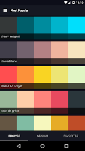 Color Pal- thumbnail ng screenshot