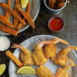 Breaded Shrimp Side Dishes Recipes.