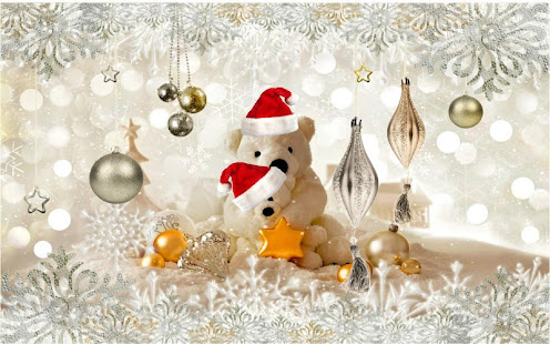 Weihnachten Teddybären Lebe Tapete – Apps bei Google Play