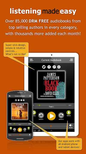 Audiobooks by AudiobookSTORE download offline 1