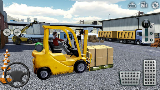 City Construction Simulator: Forklift Truck Game 3.0 screenshots 2
