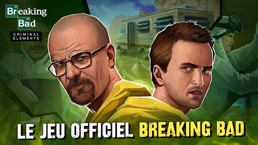 Breaking Bad: Criminal Elements fond d'écran 1
