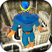 Super Blue Hero
