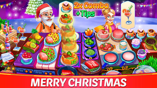 Christmas Cooking: Chef Madness Fever Games Craze 1.4.14 screenshots 4