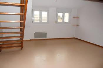 Studio 35,5 m2