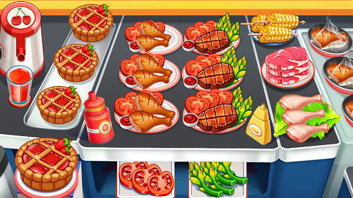 Cooking Games for Girls 2020 Food Fever Restaurant 1.02 de.gamequotes.net 5