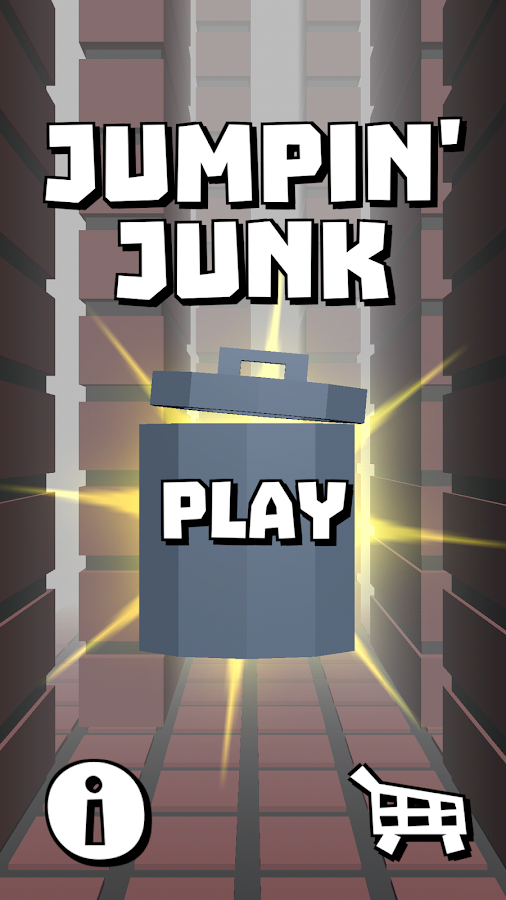 Jumpin' Junk- screenshot