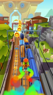 Subway Surfers MOD (Unlimited Coins/Keys) APK  for Android 4