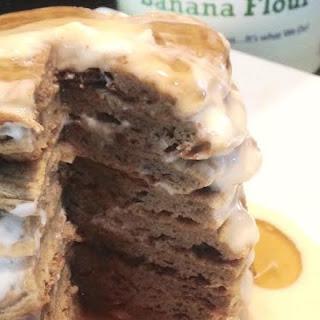Snickerdoodle Pancakes