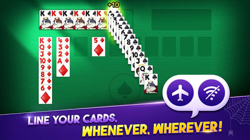 Spider Solitaire: Card Games screenshots 24
