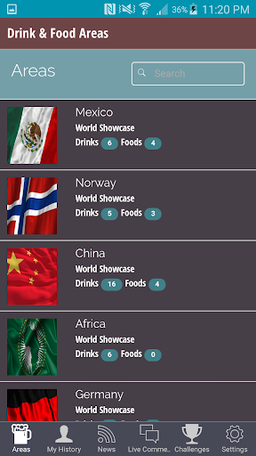 玩免費遊戲APP|下載Drink Around the World EPCOT app不用錢|硬是要APP