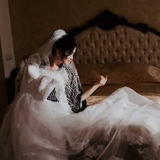 Wedding photographer Alina Sudakova (Alinoshka91). Photo of 03.05.2019