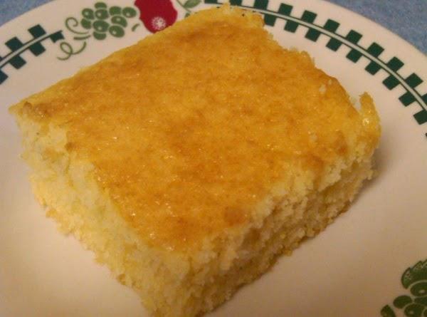 West Virginia Cornbread Recipe
