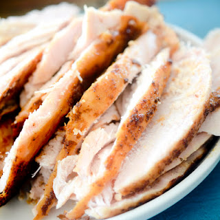 Applewood Smoked Turkey Breast