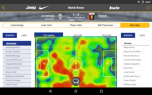 Juventus Live - screenshot thumbnail