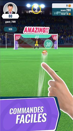 Golden Boot 2019 astuce APK MOD capture d'écran 1