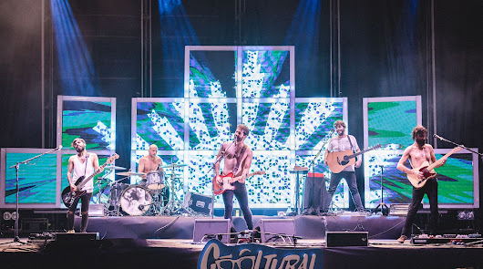 Cooltural Fest cierra su tercera edición con un derroche de energía y guitarreo