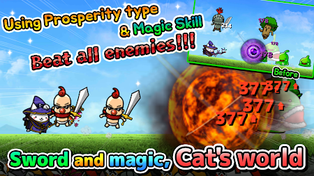 Cats the Commander APK screenshot thumbnail 4