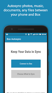 Autosync Box Cloud Storage - náhled