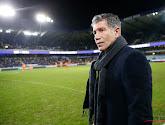 📷 OFFICIEEL Moeskroen stelt Enzo Scifo voor als nieuwe trainer