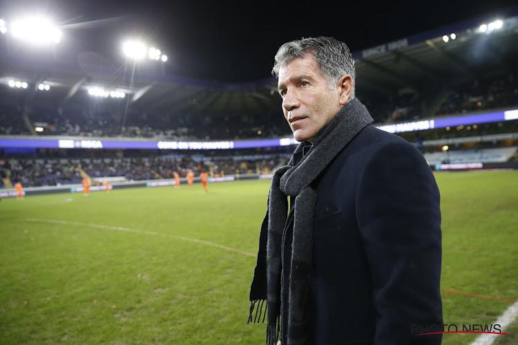 """C'est officiel, Enzo Scifo sera le coach de Mouscron : """"Un cadeau d'être ici"""""""