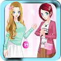 Best Friends Dressup for Girls icon