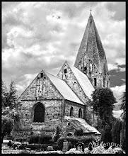 Photo: Dorfkirche Beidendorf in Mecklenburg (13. Jahrhundert)