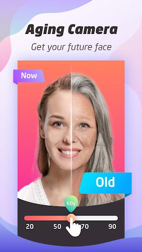Magic Face App screenshot 1