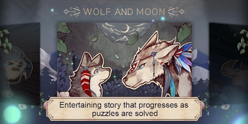 Wolf And Moon : Sudoku apkdebit screenshots 1