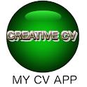 Creative CV App icon