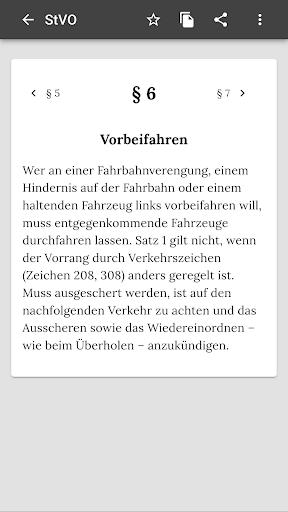 Gesetze screenshot 3