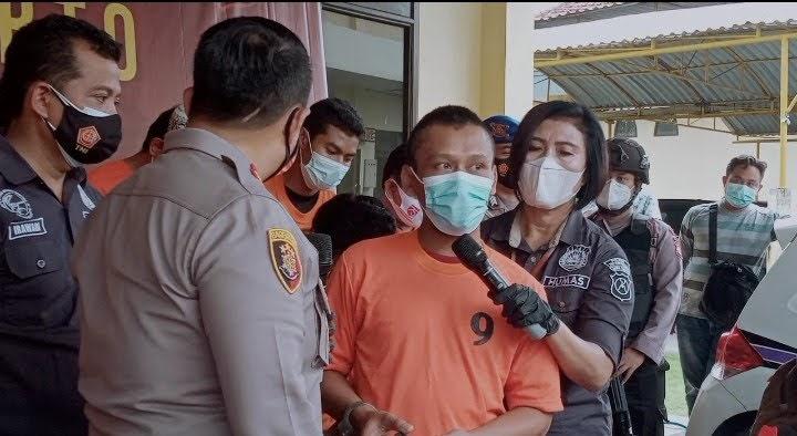 Satresnarkoba Polres Mojokerto Meringkus 25 Orang Budak Narkoba