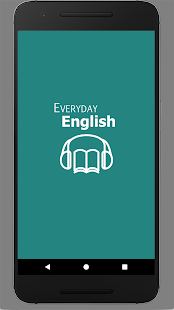 Everyday English Conversation- screenshot thumbnail