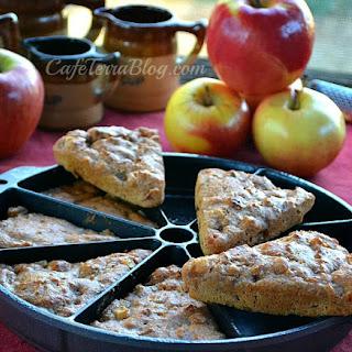 Apple Pie Snack Cake