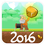 Gold Miner 2016 Classic Game Icon