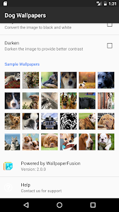 Dog HD Wallpapers- screenshot thumbnail