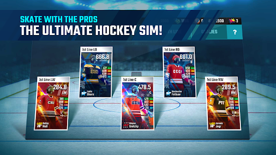 Franchise Hockey 2019 Screenshot