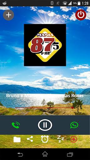 Radio Mania Gospel screenshot 1