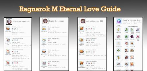 Ragnarok M Eternal Love Guide 9 1 0 (Android) - Download APK