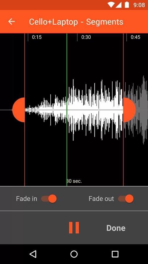 Audiko ringtones- screenshot
