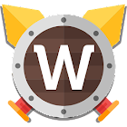 Word Wars - Online word scramble board games icon