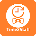 Time2Staff icon