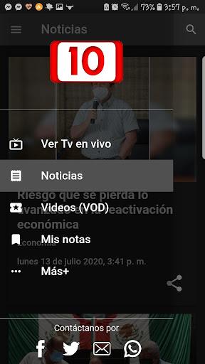 canal 10 screenshot 1