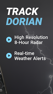 Storm Radar: Hurricane Tracker & Severe Alerts - Apps on